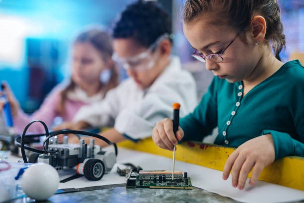 The Future Of Engineering: Educating The Next Generation