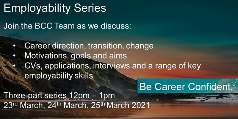 MARCH EMPLOYABILITY EVENT